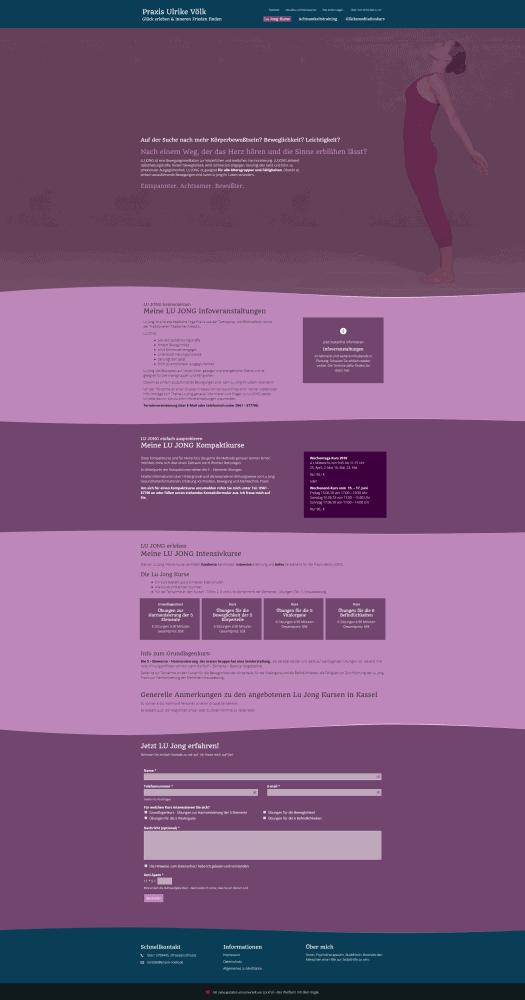 Webdesign Ulrike Völk