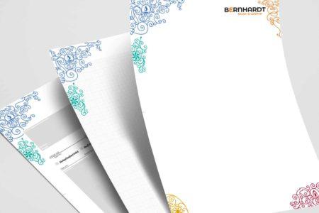 Bernhardt Briefpapiere