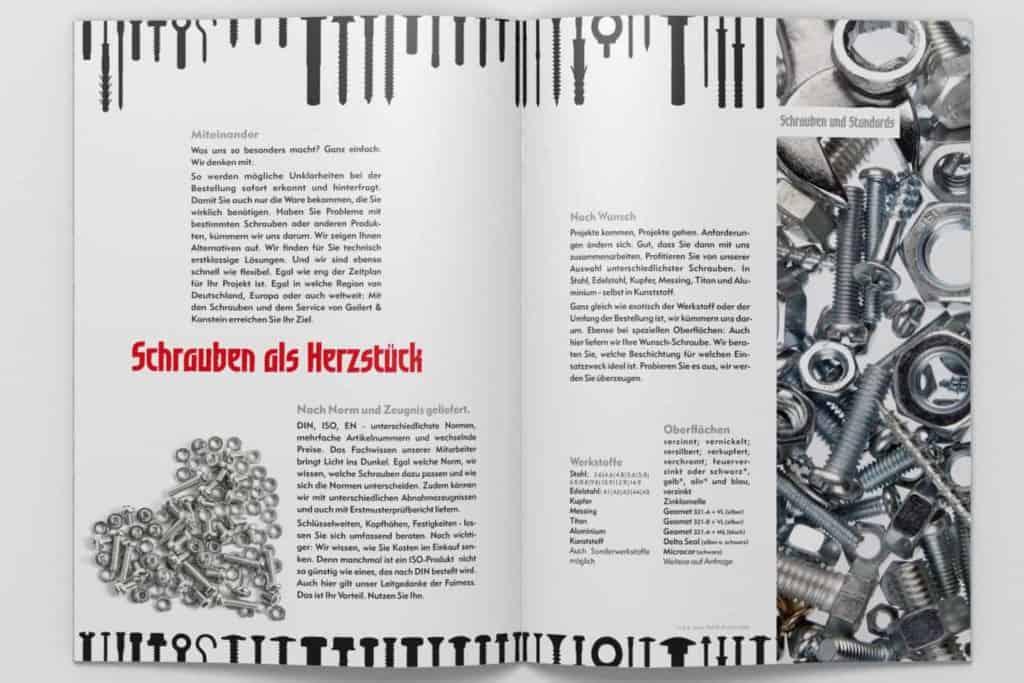 Geilert Kanstein Broschüre