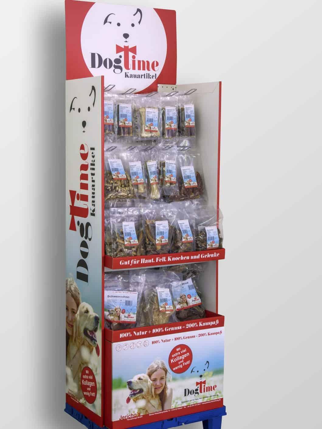 DogTime Verkaufstray
