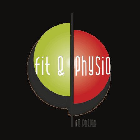 Logodesign fit & physio de Palma