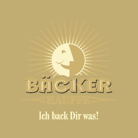Logodesign Bäcker Hauffe