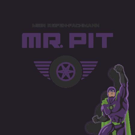 Logodesign Mr. Pit