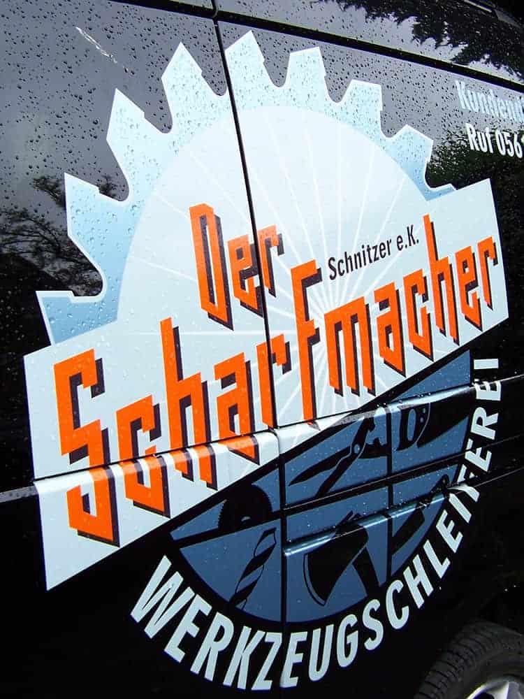 Fahrzeugdesign Scharfmacher