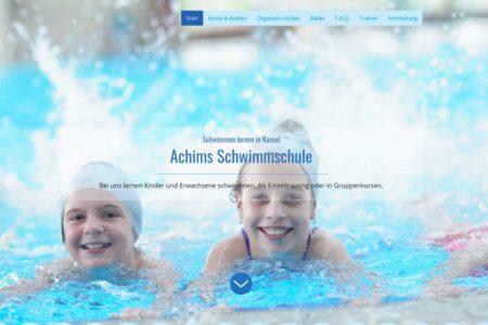 Lockruf Referenz - Achims Schwimmschule