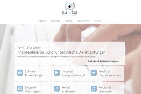 Lockruf Referenz - Webdesign Auteba GmbH