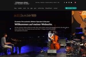 Lockruf Referenz - Webdesign Stephan Emig