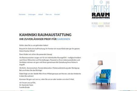 Lockruf Referenz - Kaminski Raumaustattung