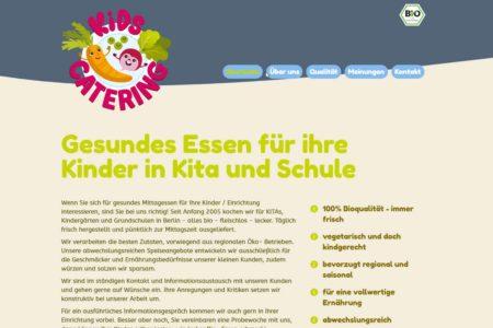 Lockruf Referenz - Kids Catering Berlin