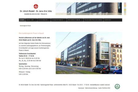 Lockruf Referenz - Kardiologische Praxis Rüdell und Völz