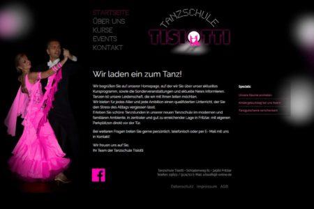 Lockruf Referenz - Tanzschule Tisiotti