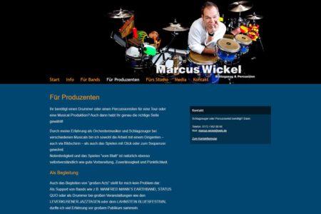 Lockruf Referenz - Marcus Wickel